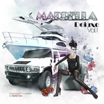 VARIOUS - Marbella Deluxe Vol 1 (Front Cover)