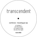 CONFORCE - Travelogue (Front Cover)