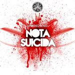 UNKNOWND - Nota Suicida (Front Cover)