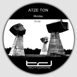ATZE TON - Monday (Front Cover)