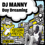 DJ MANNY - Day Dreaming (Front Cover)