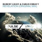 RUBERT LIGHT/FARUD EBRATT - Revelation (Front Cover)
