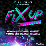VARIOUS - Fix Up Riddim (Front Cover)
