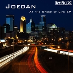 JOEDAN - At The Speed Of Life EP (Front Cover)