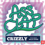 CRIZZLY feat NILO STARI - Ass Clap (Front Cover)