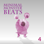 VARIOUS - Minimal Monster Beats Vol 4 (Front Cover)
