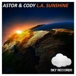ASTOR & CODY - LA Sunshine (Front Cover)