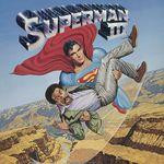 SUPERMAN III - Superman III - Original Soundtrack (Front Cover)