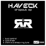 HAVECK - Dropout EP (Front Cover)