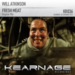 ATKINSON, Will - Fresh Meat (Front Cover)