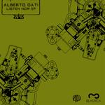 DATI, Alberto - Listen Now EP (Front Cover)