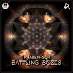 PHASEPHOUR - Battling Boxes EP (Front Cover)