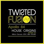 APOLLO 84 - House Origins (Front Cover)