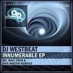 DJ WESTBEAT - Innumerable EP (Front Cover)
