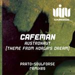 CAFEMAN - Austronaut (Theme From Koala's Dream) (Front Cover)