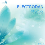 ELECTRODAN - I Need You (Front Cover)
