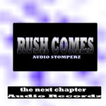 AUDIO STOMPERZ - Rush Comes (Front Cover)