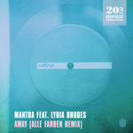 MANTRA feat LYDIA RHODES - Away (Front Cover)