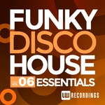 VARIOUS - Funky Disco House Essentials Vol 6 (Front Cover)