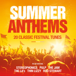 VARIOUS - Summer Anthems (Explicit) (Front Cover)