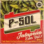 P SOL - Jalapeno Edits Vol 1 (Front Cover)