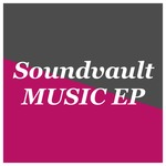 SOUNDVAULT - Music EP (Front Cover)