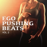 VARIOUS - Ego Pushing Beats Vol 2 (unmixed tracks) (Front Cover)