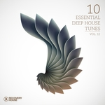 VARIOUS - 10 Essential Deep House Tunes Vol 12 (unmixed tracks) (Front Cover)