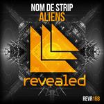 NOM DE STRIP - Aliens (Front Cover)