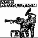 DJ RAWCUT - Acid Revolution (Back Cover)