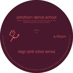 PRINZHORN DANCE SCHOOL - Reign (Front Cover)