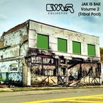 VARIOUS - Jak Is Bak BWLR Collective Vol 2 (Tribal Pool) (Front Cover)