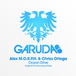 ALEX MORPH/CHRISS ORTEGA - Ocean Drive (Front Cover)