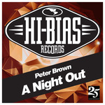 BROWN, Peter - A Night Out (Front Cover)