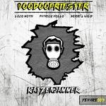 VOODOOPRIESTER - Katzenjammer (Front Cover)