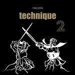 VARIOUS - Technique Vol 2 (Front Cover)