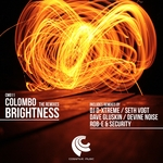 COLOMBO - Brightness (remixes) (Front Cover)