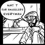 DUB SMUGGLERS - Everyman (Front Cover)