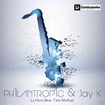 PH1LANTROP1C/JAY K feat TATO MUNOZ - La Hora (Front Cover)