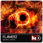 SANTE, Bruno - Flamerz (Front Cover)