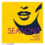 MASSA TAKEMOTO/JEAN HONEYMOON - Seasons EP (Front Cover)