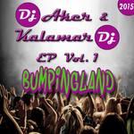 DJ AKER/KALAMAR DJ - EP Vol 1 Bumpingland (Front Cover)