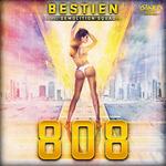 BESTIEN feat DEMOLITION SQUAD - 808 (Front Cover)