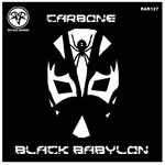 CARBONE - Black Babylon (Front Cover)