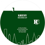 KRESY - Records (Front Cover)