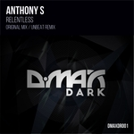 ANTHONY S - Relentless (Front Cover)