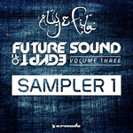 VARIOUS - Future Sound Of Egypt, Vol  3 - Sampler 1 (Front Cover)