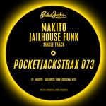 MAKITO - Jailhouse Funk (Front Cover)