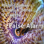 ZUMA, Philani/STONES & BONES feat TWEETY - False Alarm (Front Cover)