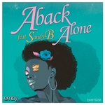 ABACK feat SANDY B - Alone (Front Cover)